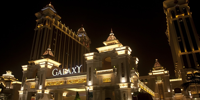 The Galaxy Macau two days before the Grand Opening of the resort, on Friday May 13, 2011.  Photo by Kevin Lee / Galaxy Macau  EDITORIAL USE ONLY
