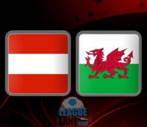Austria vs Wales