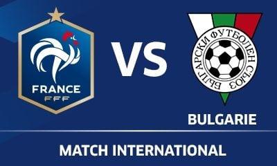 Pháp vs Bulgaria