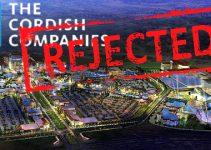 Cordish Gaming bị từ chối tại Madrid