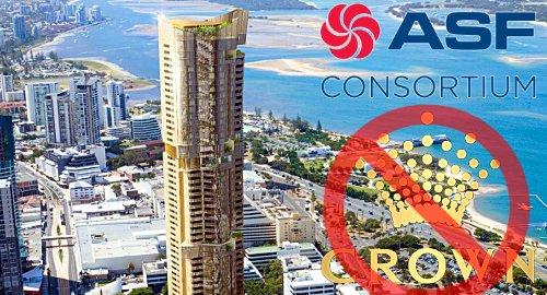 Crown Resorts từ chối hợp tác với ASF ở dự án casino Gold Coast