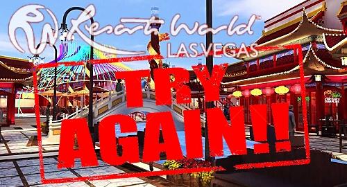 Genting lại hoãn dự án Resorts World Las Vegas thêm 1 năm nữa