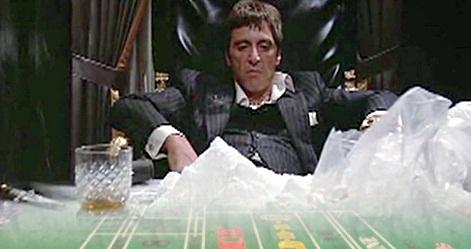 Khách hàng hút cocaine tại bàn baccarat ở Sands Bethlehem