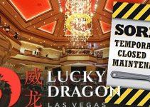 Casino Lucky Dragon ở Vegas ngừng hoạt động trò chơi