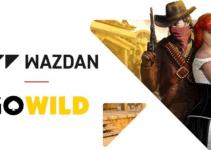 GoWild Gaming hợp tác với Wazdan