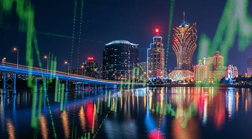 Khách du lịch tới Macau tháng 8 tăng 19%