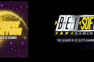 Betsoft Gaming ký thỏa thuận hợp tác mới với Jackpot Fortune
