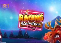 iSoftBet giới thiệu Raging Reindeer
