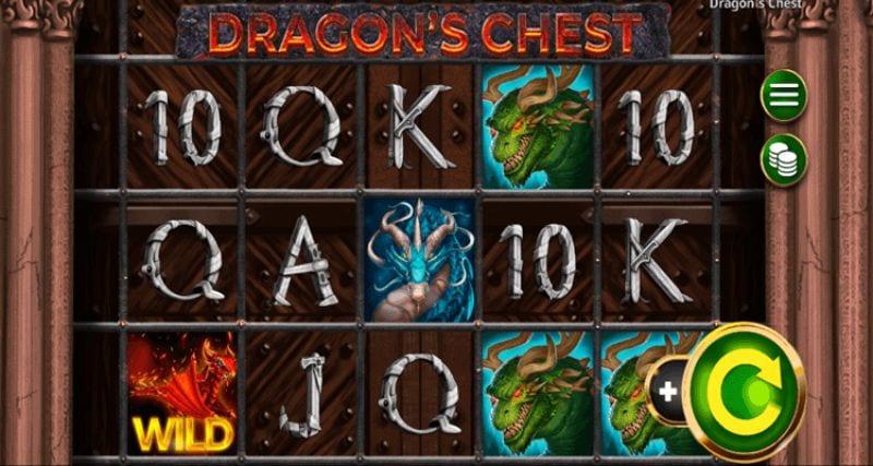 Trò chơi Dragon Chest