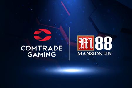 M88 - Hợp tác Comtrade Gaming