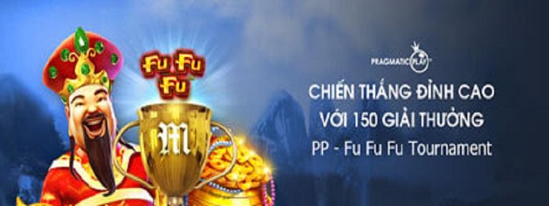 Thử thách cùng giải đấu FU FU FU tại M88