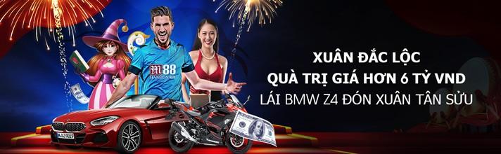 Cơ hội nhận BMW Z4 khi tham gia giải đấu cùng M88