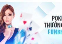 Đăng ký ngay tại Fun88 Poker để nhận ngay ưu đãi