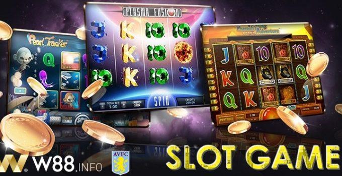 Rinh thưởng cực lớn tại Slots game