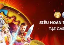 Hoàn trả thành viên VIP tại Casino Slot