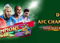 Thử tài dự đoán AFC Champions League