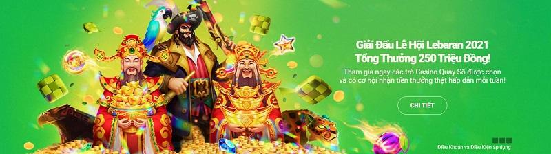 Tham gia Casino quay số - nhận thưởng khủng cùng 188BET