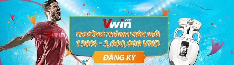 Tham gia Thể Thao, nhận ngay thưởng chào mừng 138%