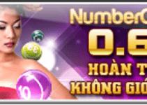 Nhanh chân nhận hoàn trả Number game