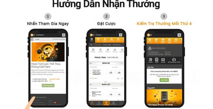 hoan tra cuoc the thao 188bet
