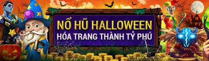 Bữa tiệc hóa trang Halloween tại trò chơi Slot