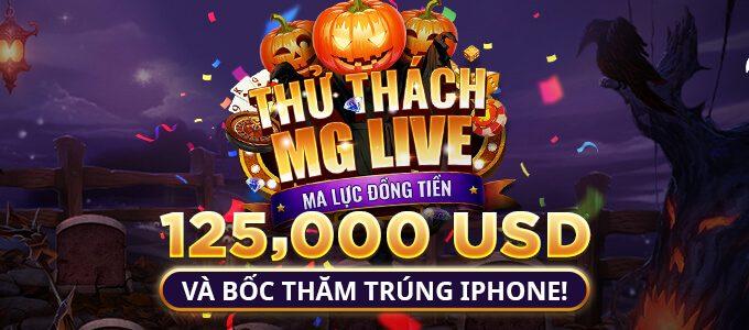 thu thach MG Live HappyLuke